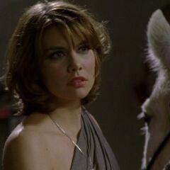 Lauren Cohan como Vivian Volkoff em Chuck