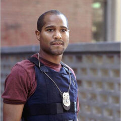 Seth Gilliam como Ellis Carver em The Wire