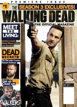 WalkingDeadMagazine1Cover