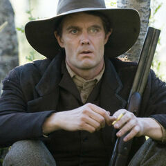 Garret Dillahunt como Armsby em 12 Years a Slave.