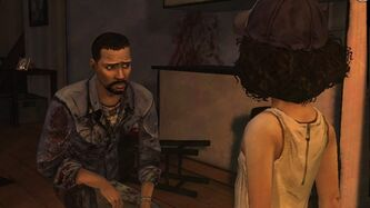 Lee e Clementine