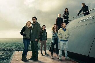 Fear The Walking Dead Cast S2