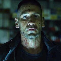 Jon Bernthal como Frank Castle em <i>Demolidor</i>