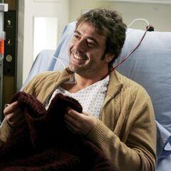 Jeffrey Dean Morgan como Denny Duquette em Grey's Anatomy