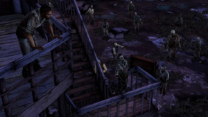 Amid The Ruins - Ataque zumbi ao deck