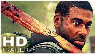OVERKILL'S THE WALKING DEAD - AIDAN Extended Trailer (2018)