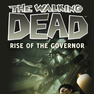 Rise of The Governor (US Cover)