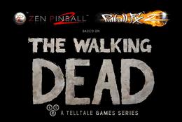TWD Pinball Logo