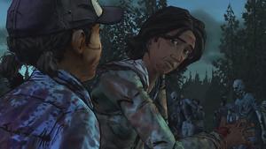Amid The Ruins - Sarita e Clem