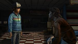 In Harm's Way - Clem e Luke