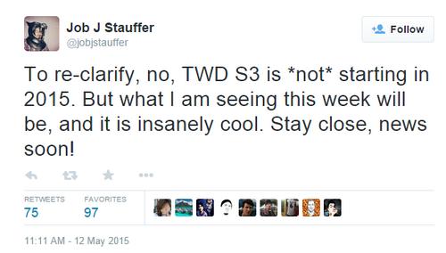 TWD Telltale Job Stauffer