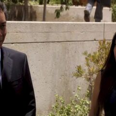 Michelle Ang como Lucy Chen em Rizzoli & Isles.