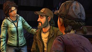 A House Divided - Kenny, Clem e Sarita