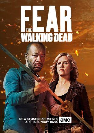 4ª Temporada (Fear the Walking Dead)   Wiki The Walking Dead ...