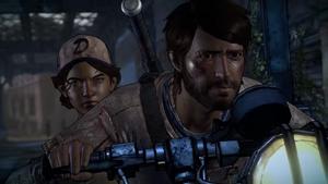 S03E05 - Final 2, Clem e Javier