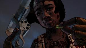 TWD Michonne - Uma bala apenas