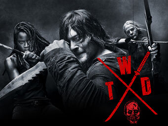 The-walking-dead-season-10-michonne-gurira-daryl-reedus-cci-800x600-logo