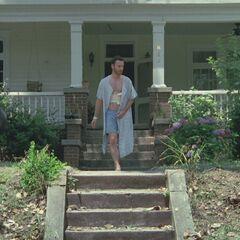 A Casa da Família Grimes.