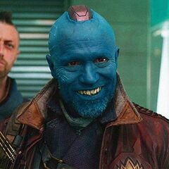 Michael Rooker como Yondu em Guardians of the Galaxy