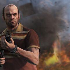 Steven Ogg como Trevor em Grand Theft Auto V