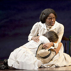 Danai Gurira como Martha Pentecost en Joe Turner's Come and Gone