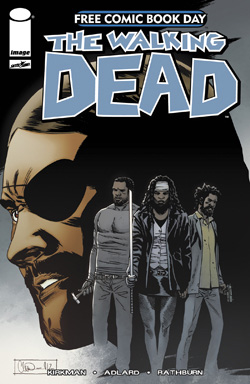 Walking Dead Free Comic Book Day