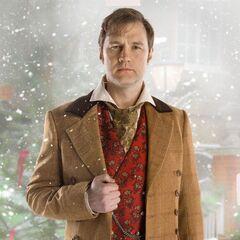 David Morrissey como Jackson Lake em Dr. Who