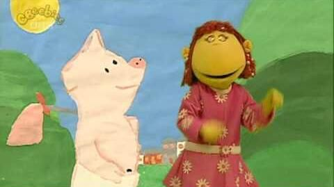 Tweenies - Series 3 Episode 27 - Nursery Rhyme Land (29th August 2000)