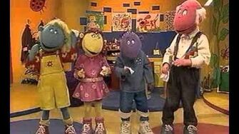 Tweenies - Kychanie