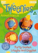 AnimalFriendsandPartyGames,LaughsandGigglesDVD