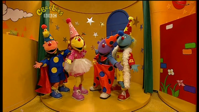 'Milo the Clown' - Tweenies