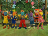 Tweenies Jungle Adventure