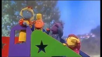 Tweenies - I See A Boat On The Water