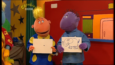'Big and Small' - Tweenies