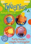 Animalfriends+partygames,laughsandgigglesdvd2000