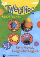Animal Friends And Party Games Laughs And Giggles Australian DVD