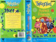 Tweenies Animal Friends Australian Release