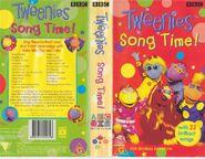 Tweenies Song Time Australian VHS