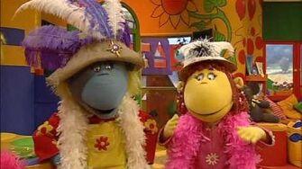 Tweenies - Series 3 Episode 21 - Dirty Hands (21st August 2000)