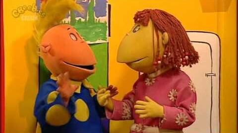 Tweenies - Series 5 Episode 55 - Night's Falling (2nd April 2001)