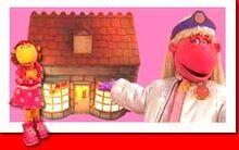 Enchanted toyshop penelope pink