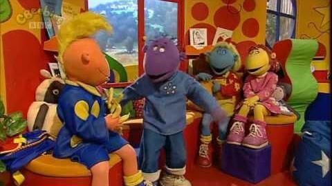 Tweenies - Series 5 Episode 43 - Bananas (5th March 2001)