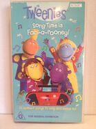 Tweenies Song Time is Fab A Rooney Australian Release