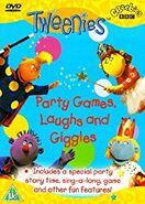 Partygames,laughsandgigglesdvd2003