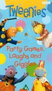 Partygames,laughsandgigglesvhs2000