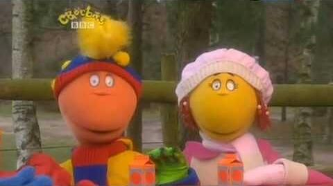 Tweenies - Series 2 Episode 14 - Winter (17th February 2000)