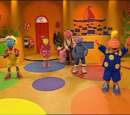 Ready to Play with the Tweenies