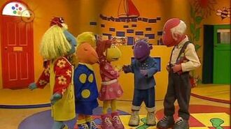 Tweenies - Series 5 Episode 38 - Snakerooni (26th February 2001)