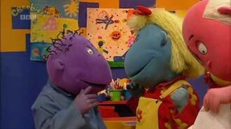 Tweenies - Series 3 Episode 25 - Mixing Colours (25th August 2000)