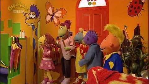 Tweenies - Series 3 Episode 17 - Giraffes (15th August 2000)